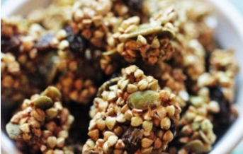 Buckwheat Granola recipe