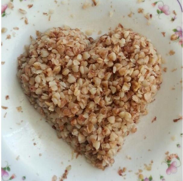 buckweat granola recipe