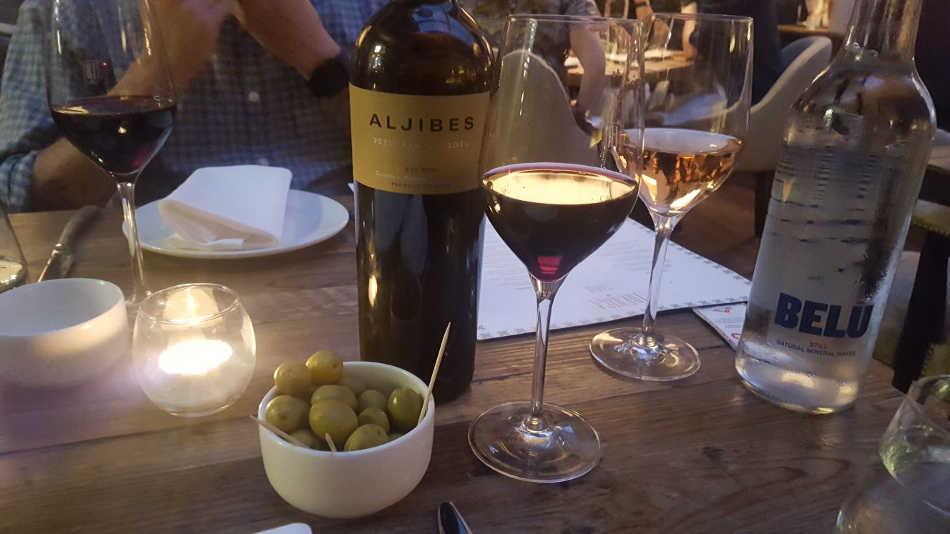 Iberica Leeds wine