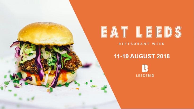 Eat Leeds August 2018